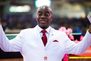 Bishop Oyedepo of Living Faith Church Reacts As Highly Placed Officials Steal Millions From Church Treasury