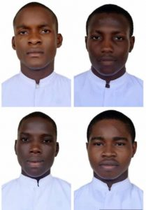 Identities Of Four Seminarians Kidnapped By Gunmen In Kaduna Revealed