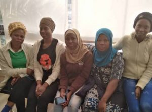 Ladies Trafficked To Lebanon Begs To Return Home After Nigerian Embassy Rejects Them