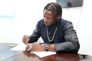 """""""All i want is my due compensation"""" – Man cries out over Peruzzi and Davido breach of contract"""