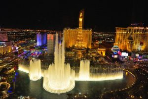 Las Vegas, officially the City of Las Vegas and often known simply as Vegas, is the 28th-most populated city in the United States, the most populated city in the state of Nevada, and the county seat of Clark County.