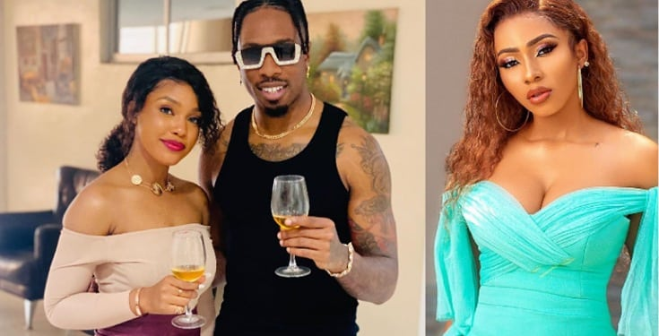 Ike stands up for Mercy as he blasts fan who said actress Ruby is prettier than her