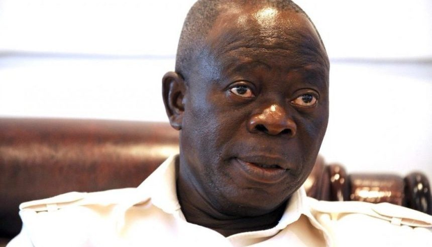 HOT! Former APC National Chairman, Adams Oshiomole involved in an accident, two dead
