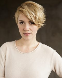 Alice Wetterlund as D'arcy Bloom