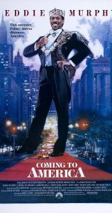 Download Hollywood Movie; Coming to America (1988)