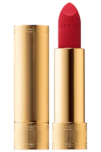 Rouge à Lèvres Mat Matte Lipstick in Goldie Red